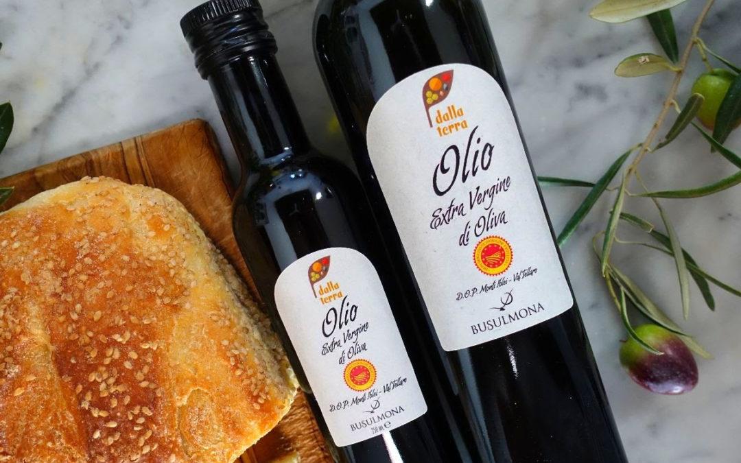 Una splendida annata per l'olio extravergine di oliva di Busulmona