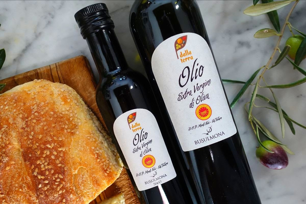 Olio extravergine d'oliva Dop 250 ml
