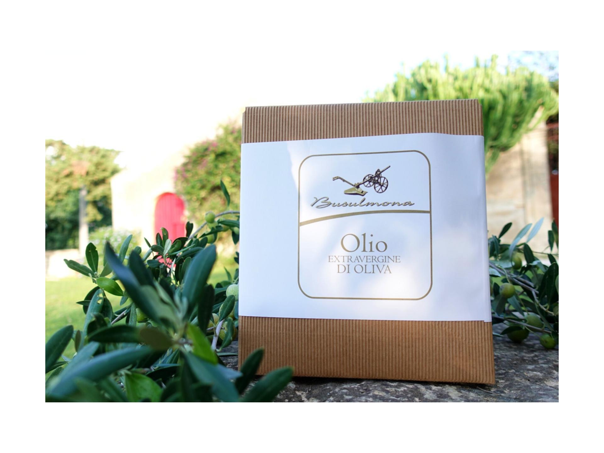 Bag in Box di Olio d'oliva extra vergine lt 3